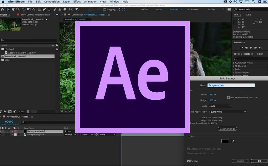 Adobe After Effects CC 2020: Complete Course From Beginners To Advance
