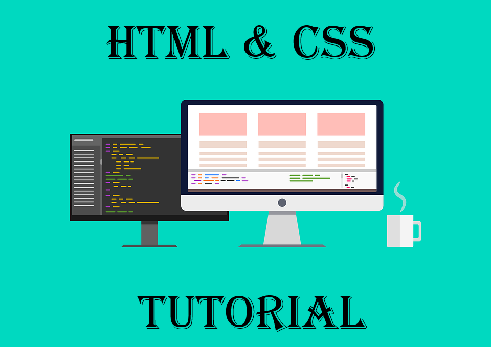 HOW TO CREATE A WEBSITE: AN HTML TUTORIAL AND CSS TUTORIAL