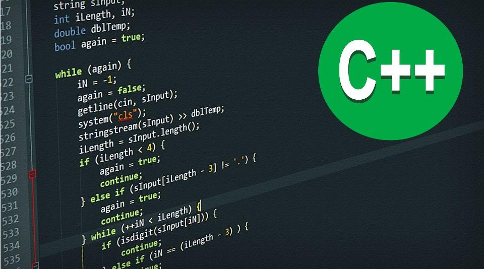 Beginning C++ Programming Course – From Beginner to Expert